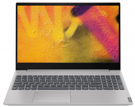 Ноутбук Lenovo ideapad S340-15IIL Platinum Grey (81VW00E3RE)