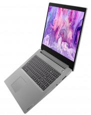 Фото 1 Ноутбук Lenovo ideapad 3 17IML05 Platinum Grey (81WC003BRE)