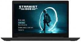 Ноутбук Lenovo ideapad L340-17IRH Gaming Granite Black (81LL00EVRE)