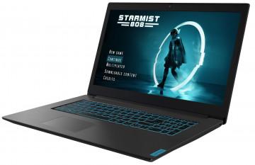 Фото 1 Ноутбук Lenovo ideapad L340-17IRH Gaming Granite Black (81LL00EVRE)