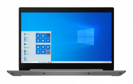 Ноутбук Lenovo ideapad L3 15IML05 Platinum Grey (81Y300A5RE)
