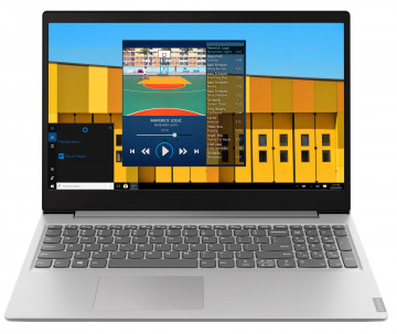 Фото 0 Ноутбук Lenovo ideapad S145-15IGM Platinum Grey (81MX003SRE)