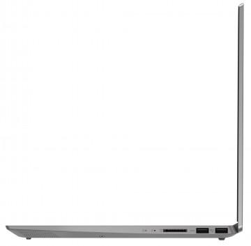 Фото 2 Ноутбук Lenovo ideapad S340-15IML Platinum Grey (81NA0092RE)