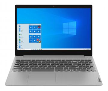 Фото 0 Ноутбук Lenovo ideapad 3 15IML05 Platinum Grey (81WB008LRE)