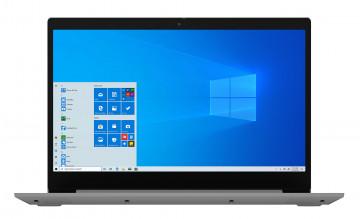 Фото 2 Ноутбук Lenovo ideapad 3 15IML05 Platinum Grey (81WB008LRE)