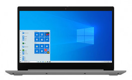 Ноутбук Lenovo ideapad 3 15IML05 Platinum Grey (81WB0027RE)