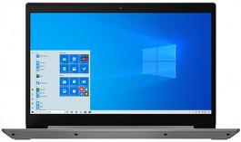 Ноутбук Lenovo ideapad L3 15IML05 Platinum Grey (81Y3005TRE)