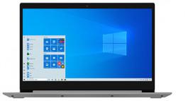 Ноутбук Lenovo ideapad 3 17IML05 Platinum Grey (81WC004LRK)