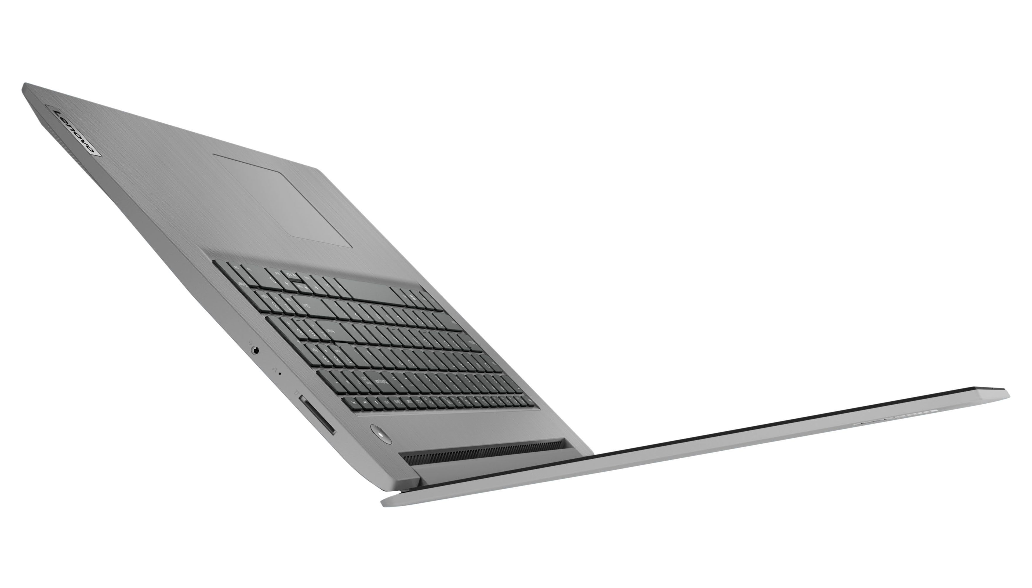 Фото  Ноутбук Lenovo ideapad 3 17IML05 Platinum Grey (81WC004LRK)