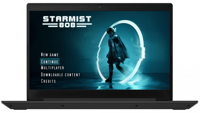 Фото  Ноутбук Lenovo ideapad L340-15IRH Gaming Black (81LK01ALRE)