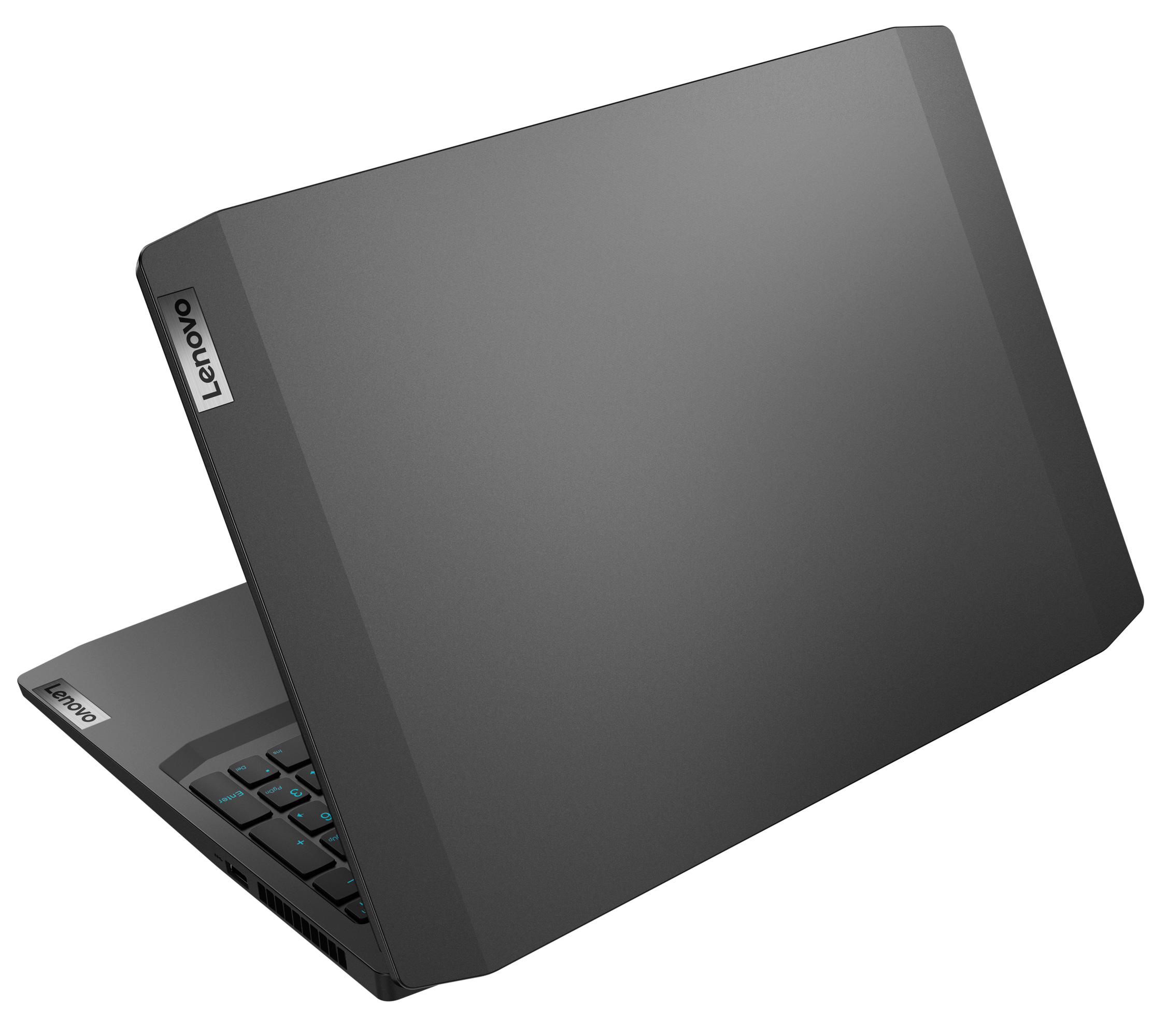 Фото  Ноутбук Lenovo ideapad Gaming 3 15IMH05 Onyx Black (81Y400KXRE)