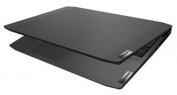 Фото 3 Ноутбук Lenovo ideapad Gaming 3 15IMH05 Onyx Black (81Y400L0RE)
