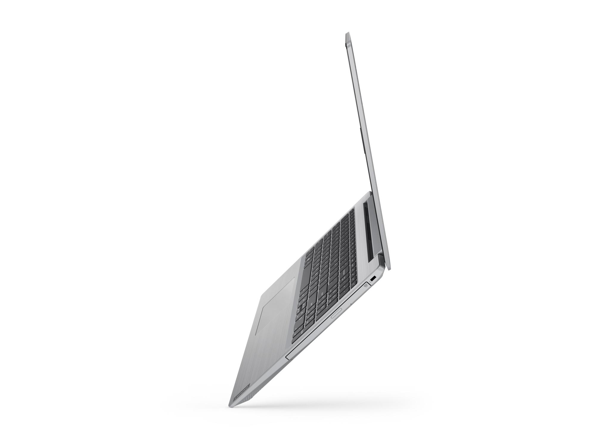 Фото  Ноутбук Lenovo ideapad L3 15IML05 Platinum Grey (81Y300NDRE)