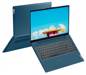 Фото 7 Ноутбук Lenovo ideapad 5i 15IIL05 Light Teal (81YK00G9RE)