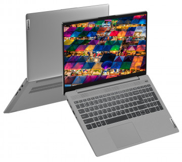 Фото 7 Ноутбук Lenovo ideapad 5 15ARE05 Platinum Grey (81YQ0076RE)