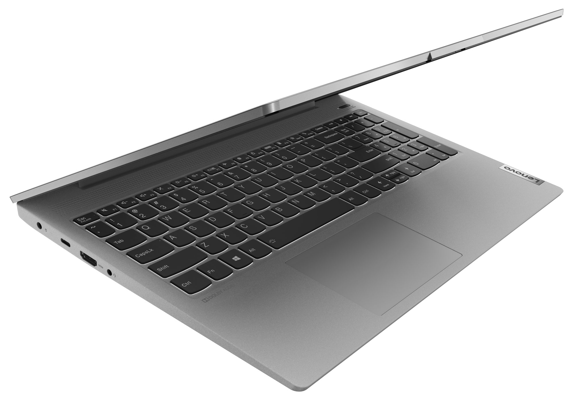 Фото  Ноутбук Lenovo ideapad 5 15ARE05 Platinum Grey (81YQ0076RE)