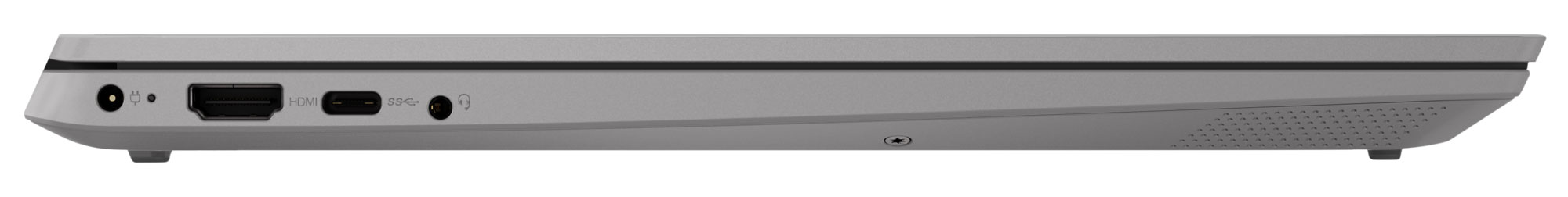 Фото  Ноутбук Lenovo ideapad S340-15IILD Platinum Grey (81WL0059RE)