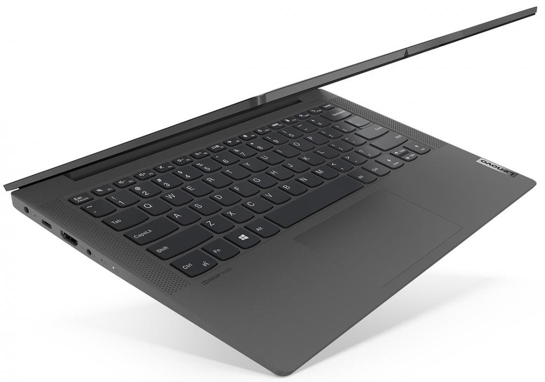 Фото  Ноутбук Lenovo ideapad 5 14ARE05 Graphite Grey (81YM005LRK)