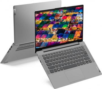 Фото 2 Ноутбук Lenovo ideapad 5 14ARE05 Platinum Grey (81YM0082RE)