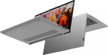 Фото 2 Ноутбук Lenovo ideapad 5 14ARE05 Platinum Grey (81YM0081RE)
