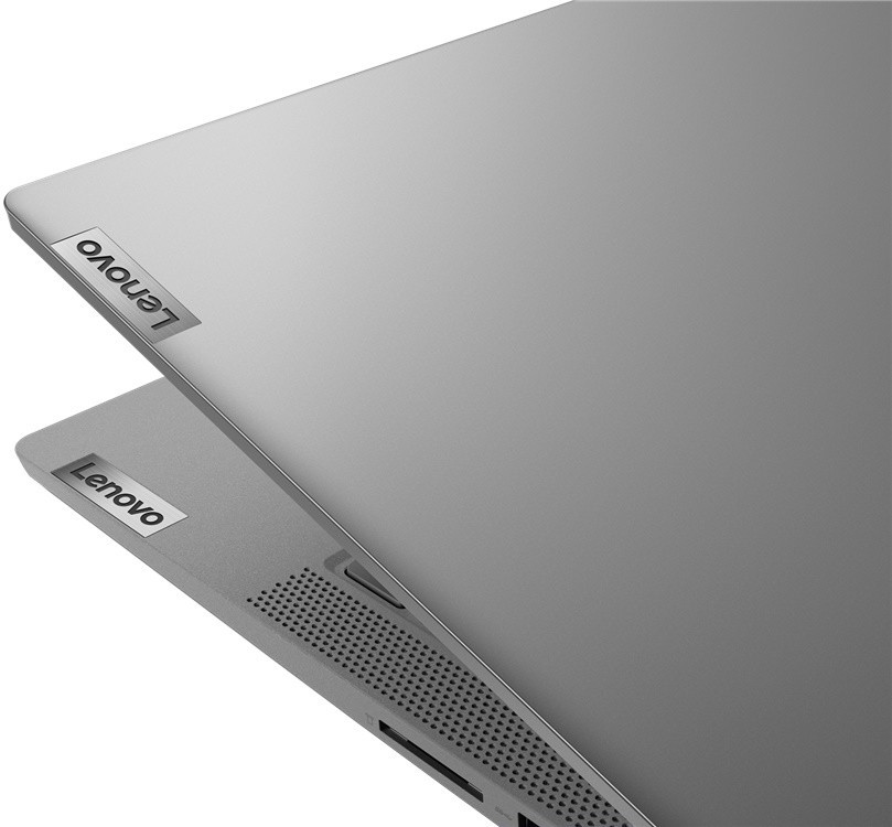 Фото  Ноутбук Lenovo ideapad 5i 14IIL05 Platinum Grey (81YH00GCRE)