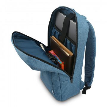 """Фото 3 Рюкзак Lenovo Casual B210 для ноутбука 15.6"""" (GX40Q17226) Blue"""