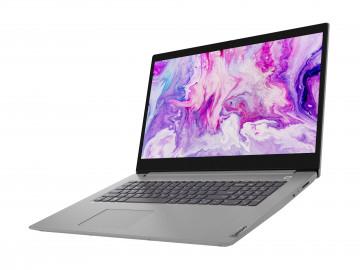 Фото 2 Ноутбук Lenovo ideapad 3i 17IML05 Platinum Grey (81WC009LRE)
