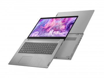 Фото 5 Ноутбук Lenovo ideapad 3i 17IML05 Platinum Grey (81WC009LRE)