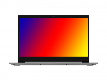 Фото 1 Ноутбук Lenovo ideapad 3i 17IML05 Platinum Grey (81WC009LRE)