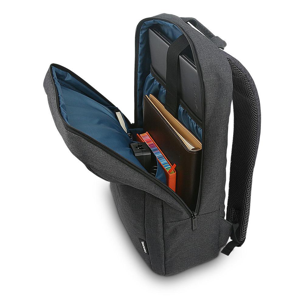 "Фото  Рюкзак Lenovo Casual B210 для ноутбука 15.6"" (GX40Q17225) Black"