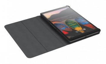 Фото 2 Чехол Lenovo TAB M8 Folio Case Black + защитная пленка (ZG38C02863)