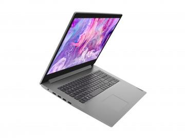 Фото 1 Ноутбук Lenovo ideapad 3i 17IML05 Platinum Grey (81WC003CRE)