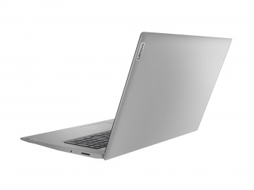 Фото 2 Ноутбук Lenovo ideapad 3i 17IML05 Platinum Grey (81WC003CRE)