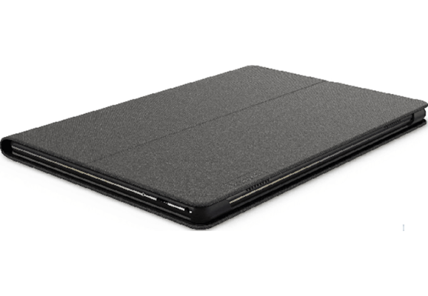 Фото  Чехол Lenovo Tab M10 HD Folio Case Черный + защитная пленка (ZG38C02761)