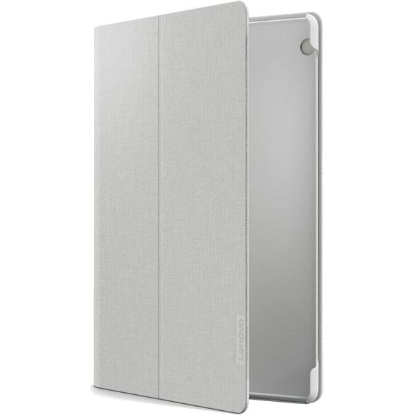 Фото  Чехол Lenovo TAB P10 Folio Case Белый + защитная пленка (ZG38C02586)