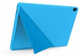 Защитный набор Tab M10 HD Bumper Blue + защитная пленка (ZG38C02778)