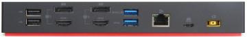 Фото 3 Док-станция Lenovo ThinkPad Basic Docking Station (40AF0135EU)