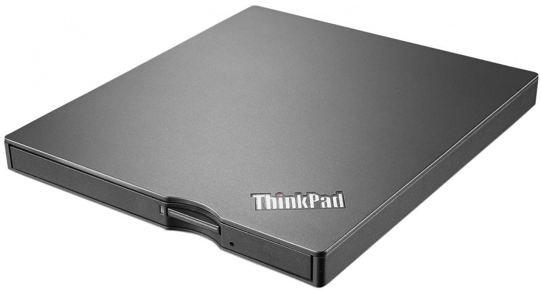 Фото  DVD-привод Lenovo ThinkPad Ultraslim USB DVD Burner внешний (4XA0E97775)