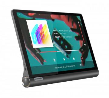 Фото 2 Планшет Yoga Smart Tab WiFi 3/32 Iron Grey (ZA3V0019UA)