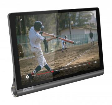 Фото 6 Планшет Yoga Smart Tab WiFi 3/32 Iron Grey (ZA3V0019UA)
