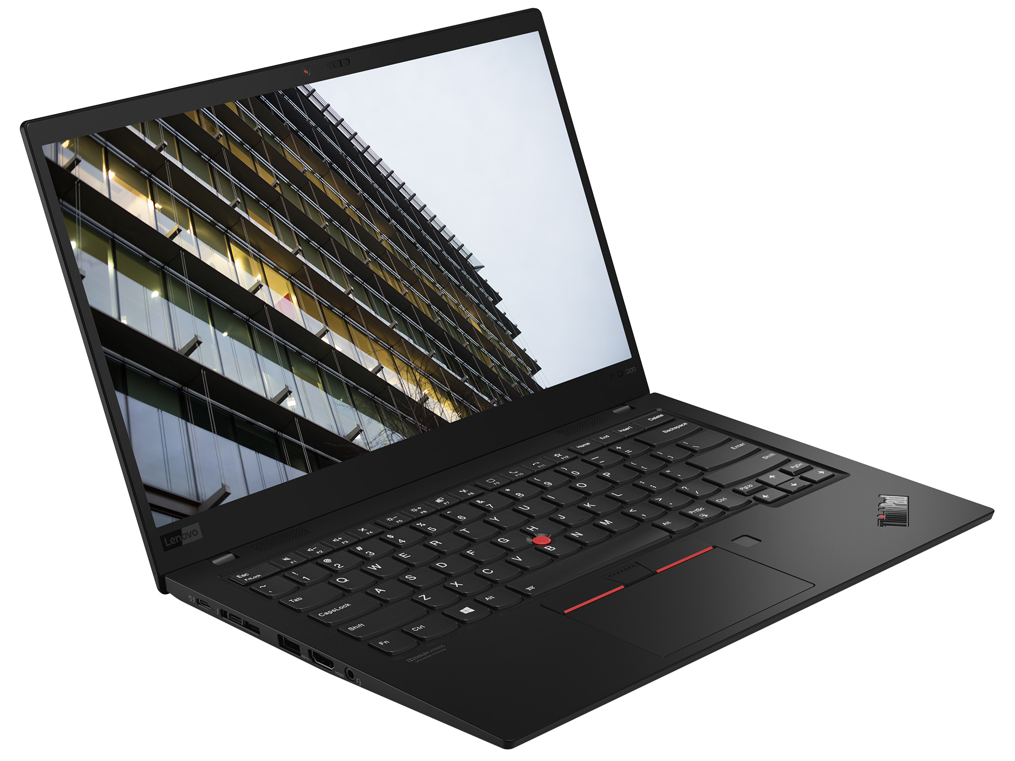 Фото  Ультрабук ThinkPad X1 Carbon 8th Gen (20U9004RRT)