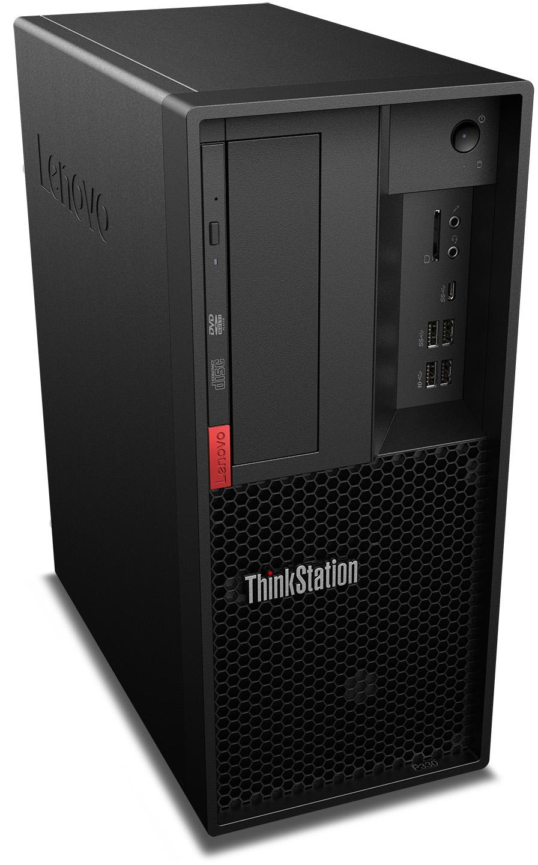 Фото  Компьютер ThinkStation P330 Tower Gen 2 (30CES3B300)
