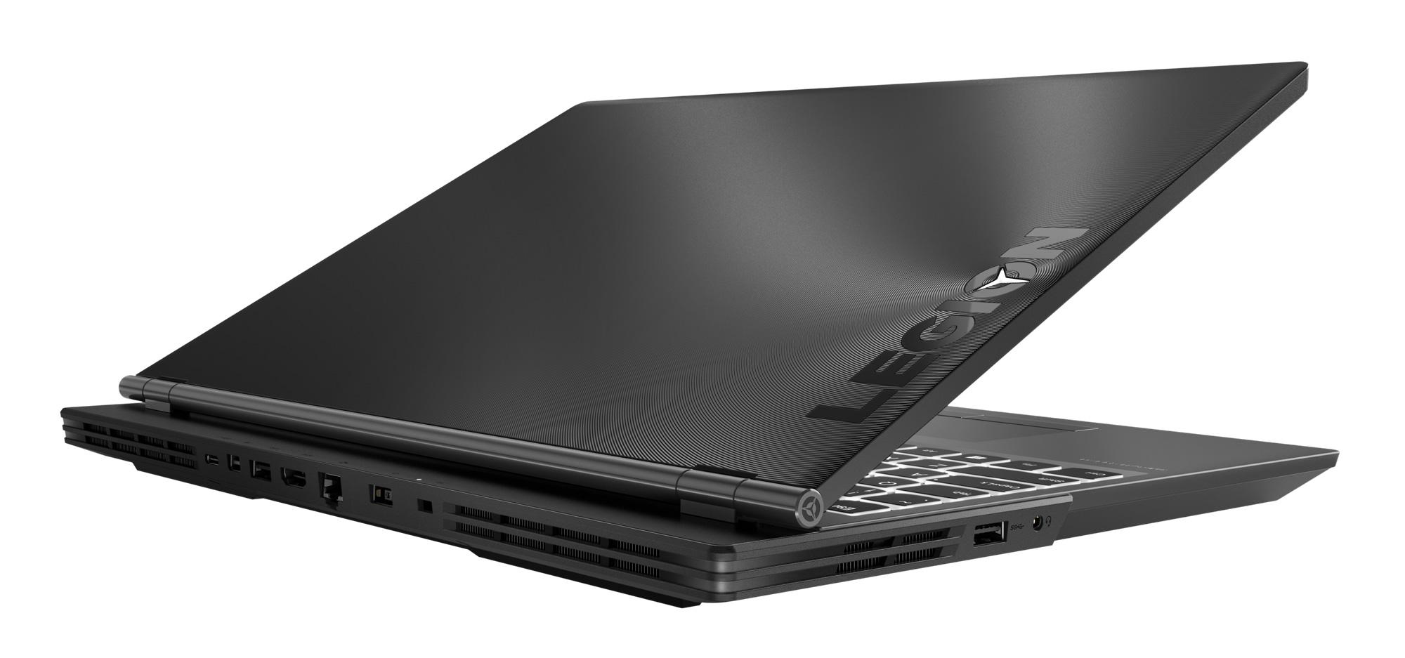 Фото  Ноутбук Lenovo Legion Y540-15IRH Black (81SX0141RE)