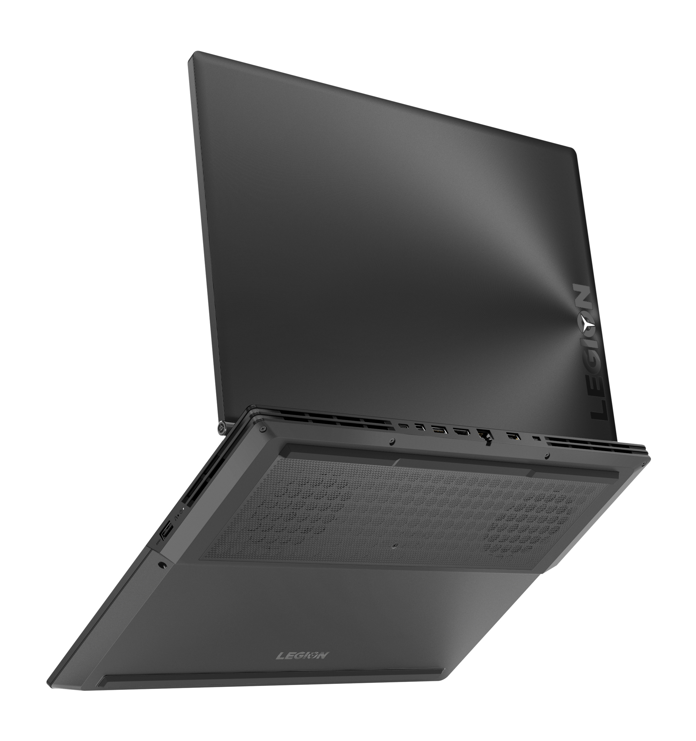 Фото  Ноутбук Lenovo Legion Y540-15IRH Black (81SX0141RE)