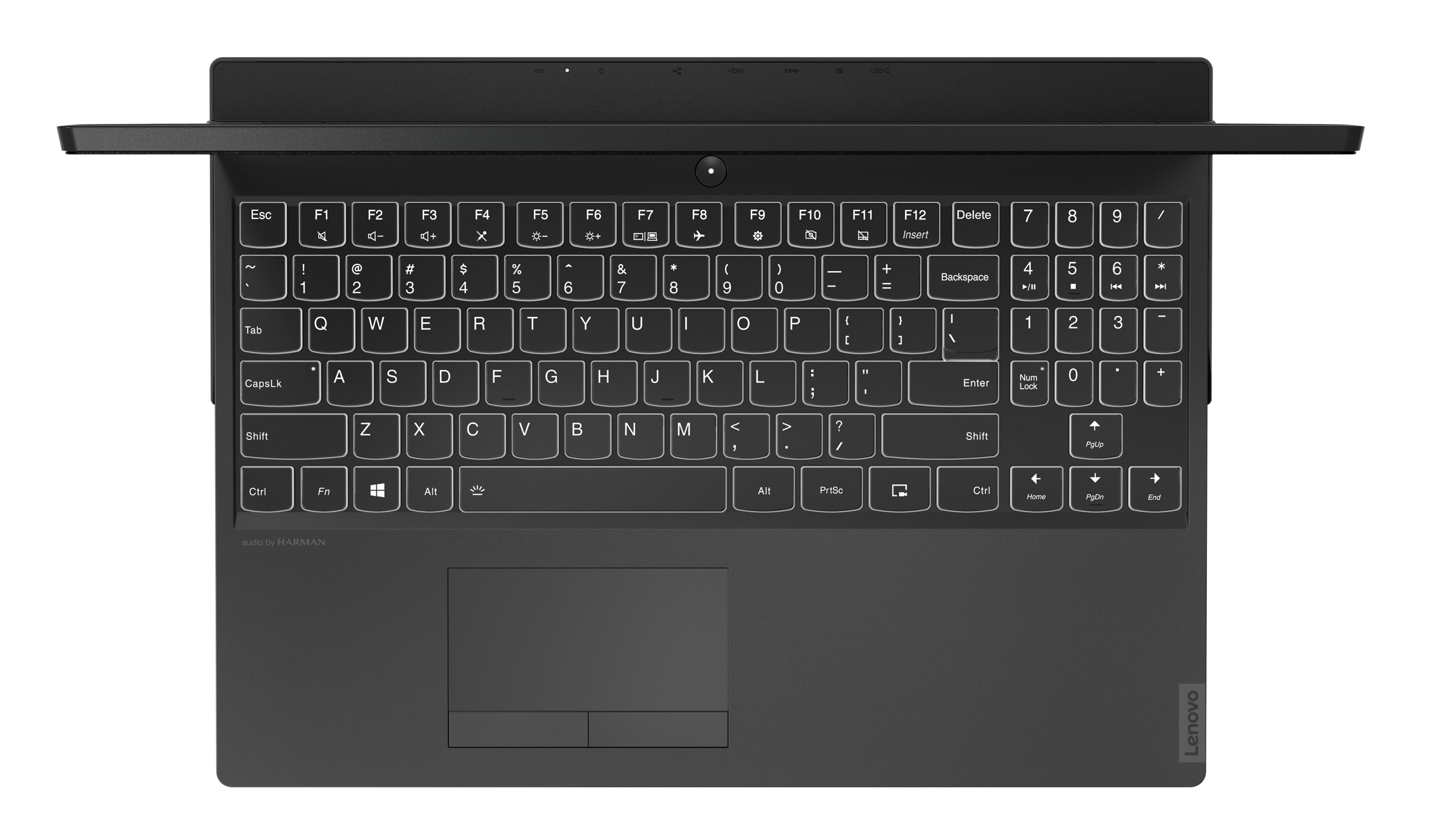 Фото  Ноутбук Lenovo Legion Y540-15IRH Black (81SX00BARK)