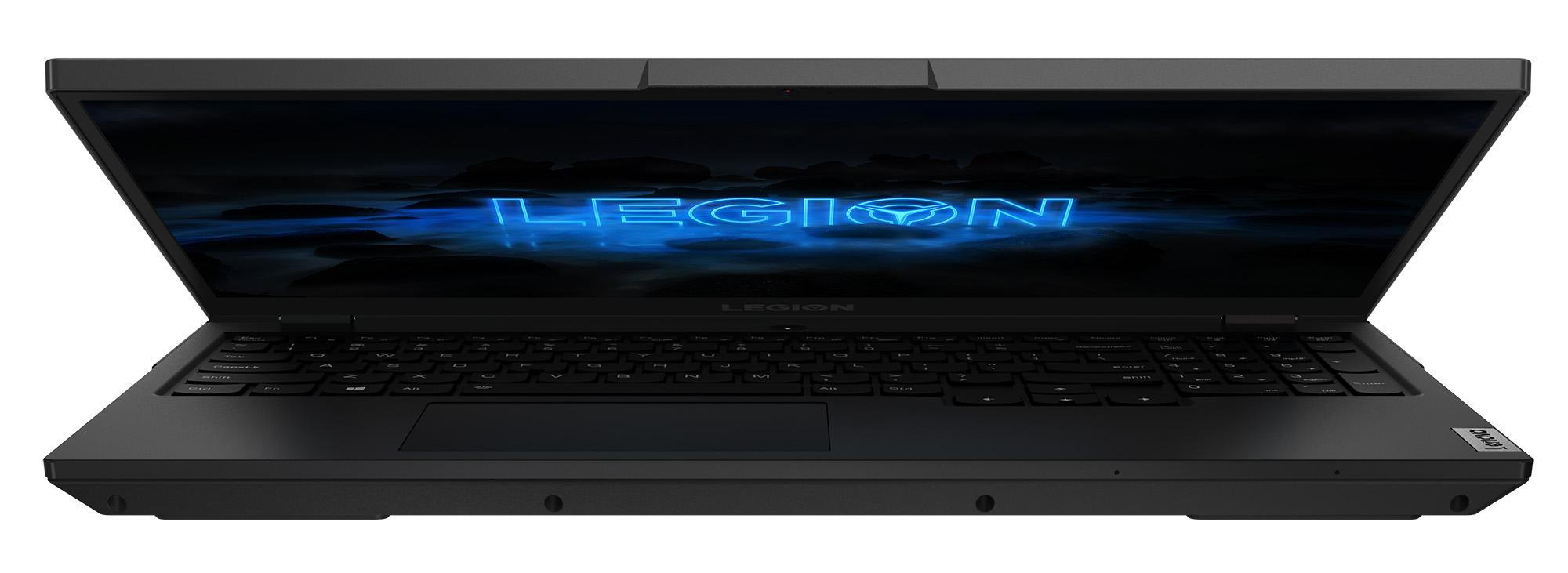 Фото  Ноутбук Lenovo Legion 5i 15IMH05H Phantom Black (82AU00BDRE)