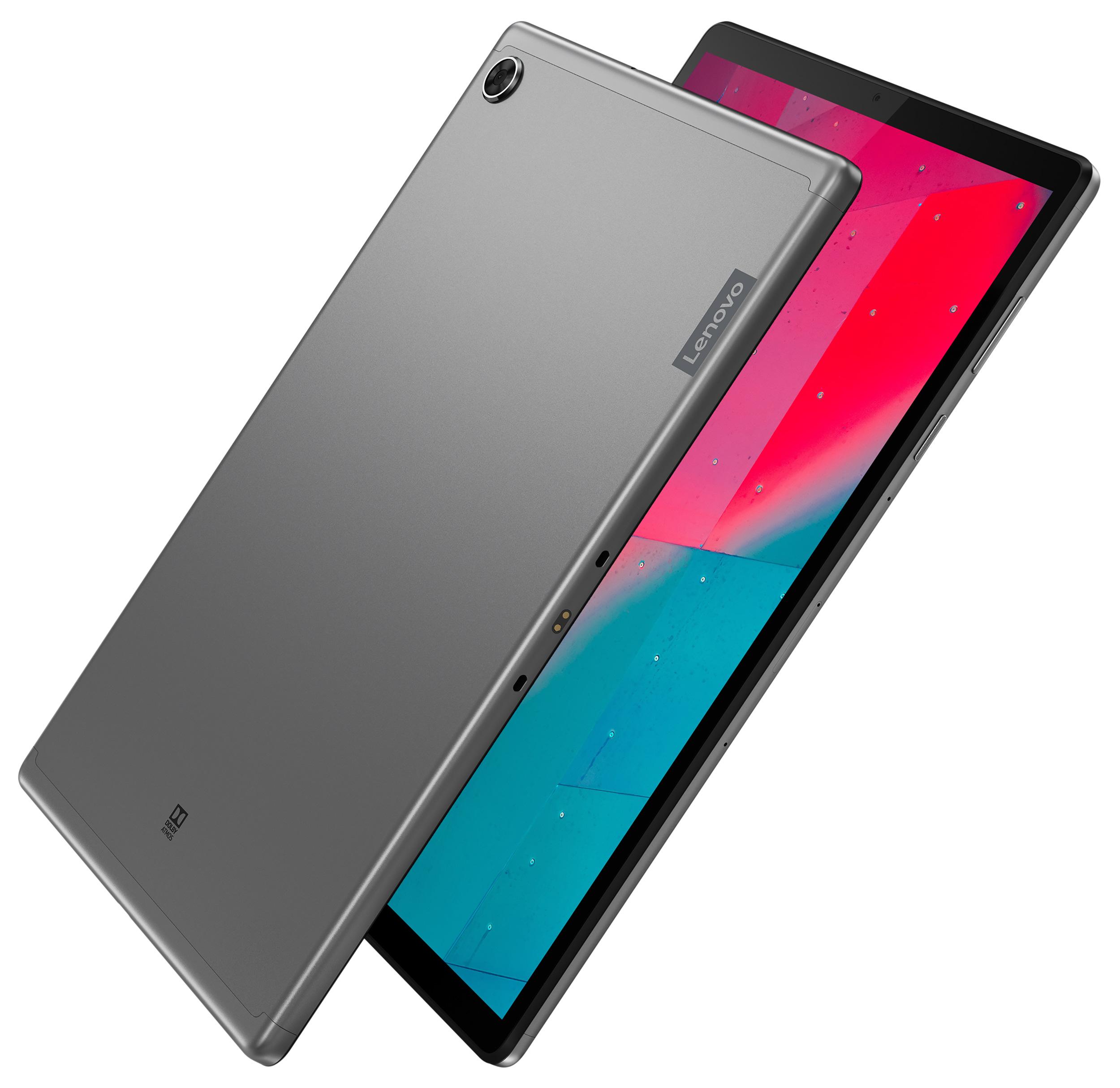 Фото  Планшет  Lenovo TAB M10 Plus FHD 4/128 Wi-Fi Iron Grey (ZA5T0236RU)
