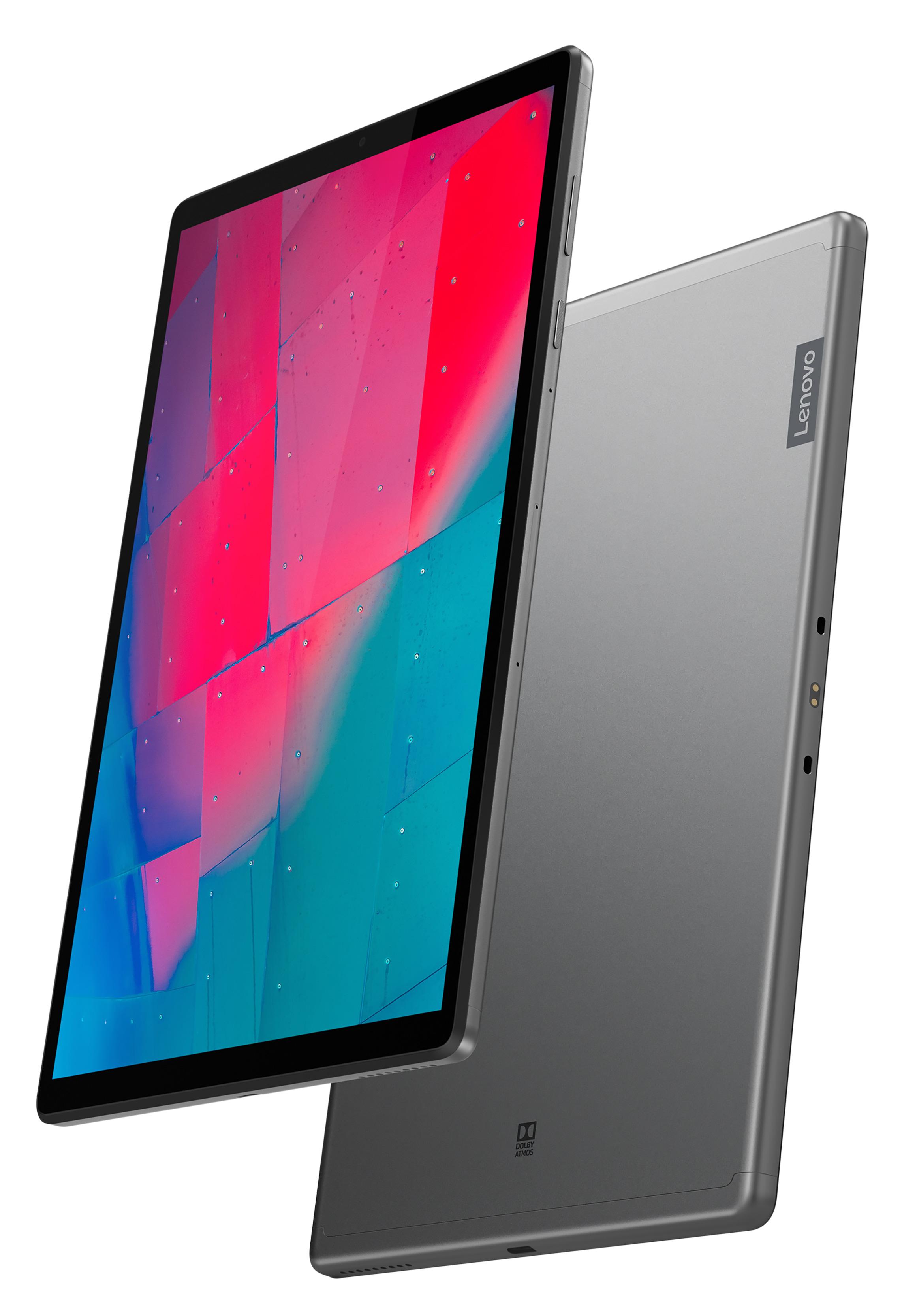Фото  Планшет  Lenovo TAB M10 Plus FHD 4/64 LTE Iron Grey (ZA5V0289RU)