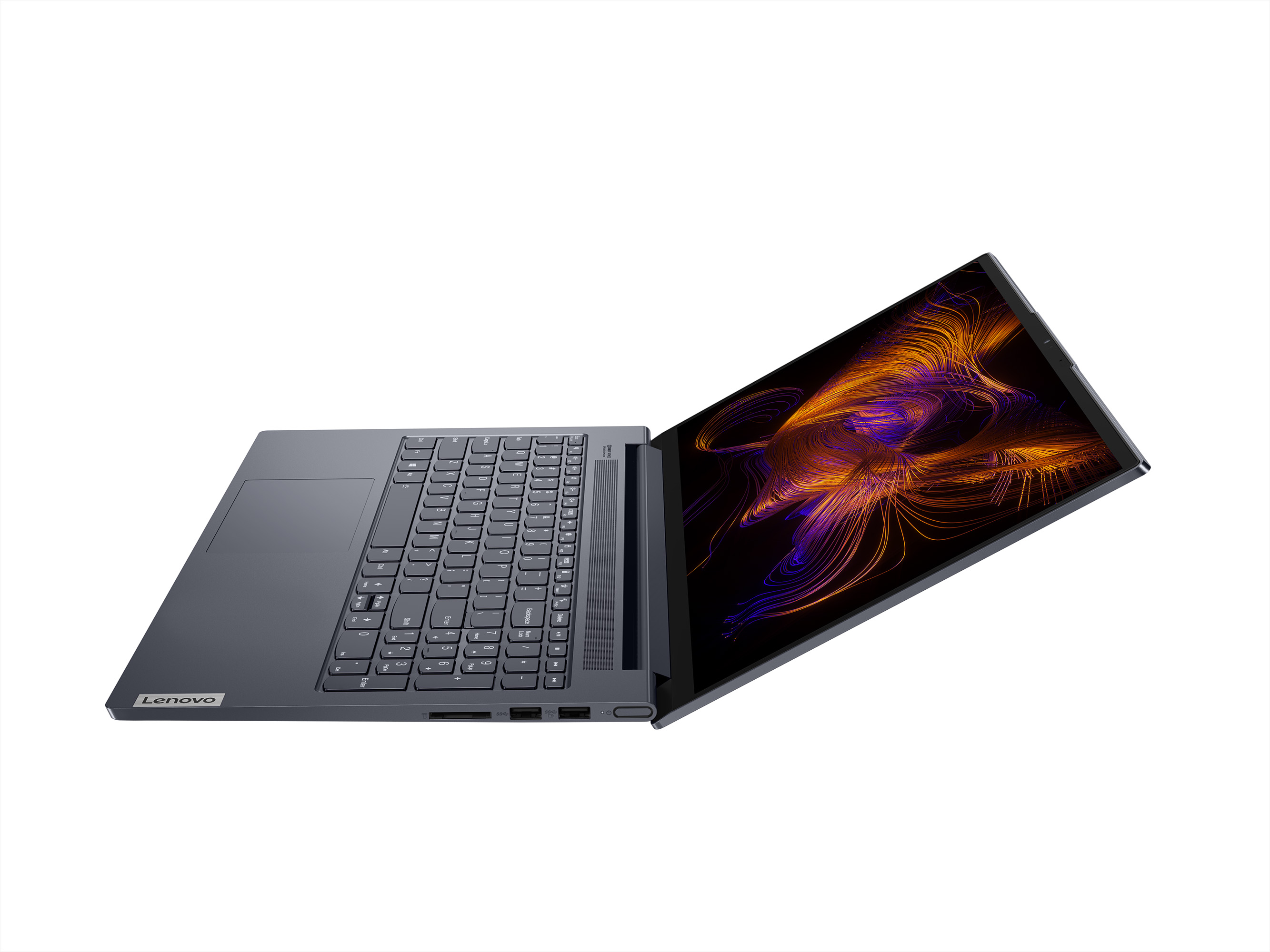 Фото  Ноутбук Lenovo Yoga Slim 7i 15IIL05 Slate Grey (82AA0032RE)