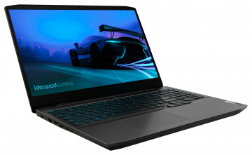 Фото 1 Ноутбук Lenovo ideapad Gaming 3 15IMH05 Onyx Black (81Y400L2RK)